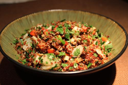 quinoa adj