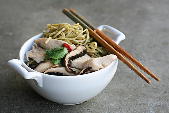 Cheryl Rule – Green Tea Soba Noodles photo (orig)