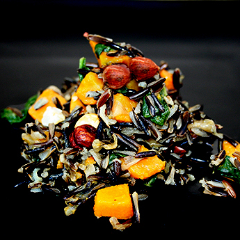 Cheryl Rule – Wild Rice with Butternut Squash_345x345
