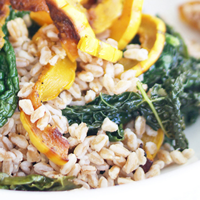 Cheryl-Rule-Farro-with-roasted-delicata-squash-kale-and-sherry-vinegar-orig_400y400